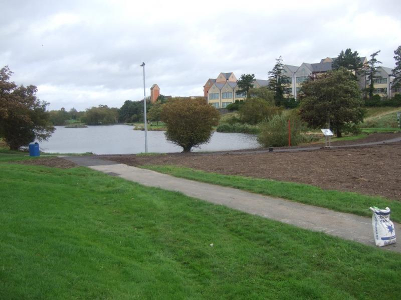Naas Town Lake Improvements Naas